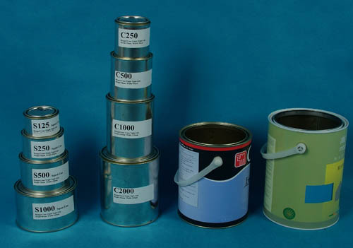 Paint Cans Metal Cans Tin Cans Tin Plate Triple Tite